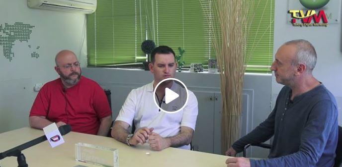 דניאל כהנוב מראיין את חגאי קרסיק ועמית אדלר