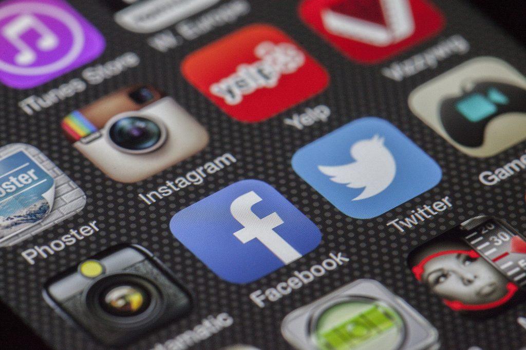 פרסום ברשתות חברתיות - וובסם
